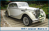 1947 Jaguar Mark V