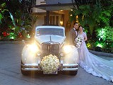 Wedding of Ms. Diana Zubiri and Alex