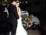 Wedding of 90.7 DJ Kristindera and Philippe