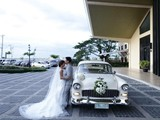Wedding of I Do finalist Chad and Shiela