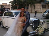 Wedding of Showtime Host Eric Eruption Tai and Rona Samson