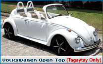 Volkswagen Open Top